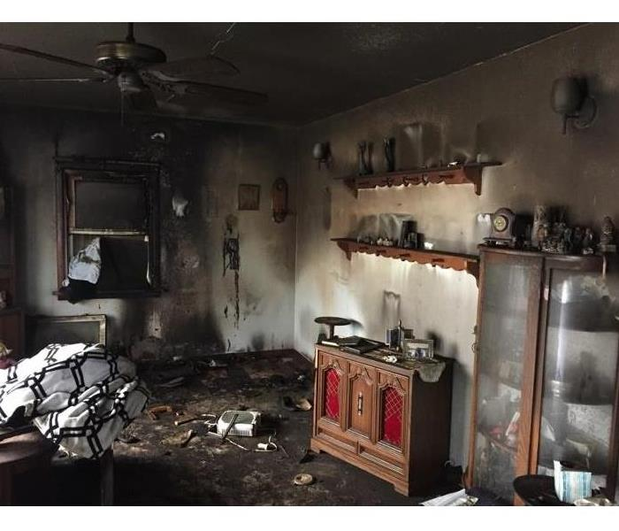 Restoration From Fire Damage in Your Chester, IL Home Before