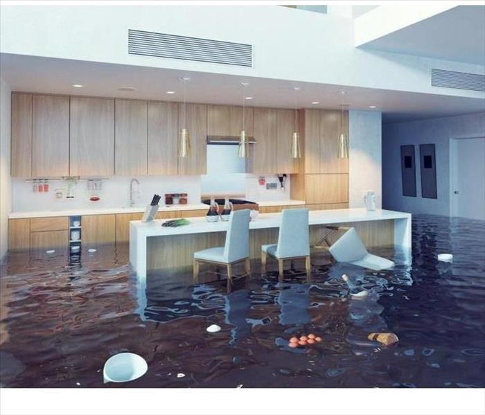 Water Damage Columbia, IL 24 Hour Emergency Water Damage Service